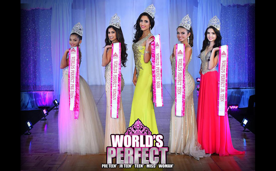 World's Perfect Pageant & Fashion Competition